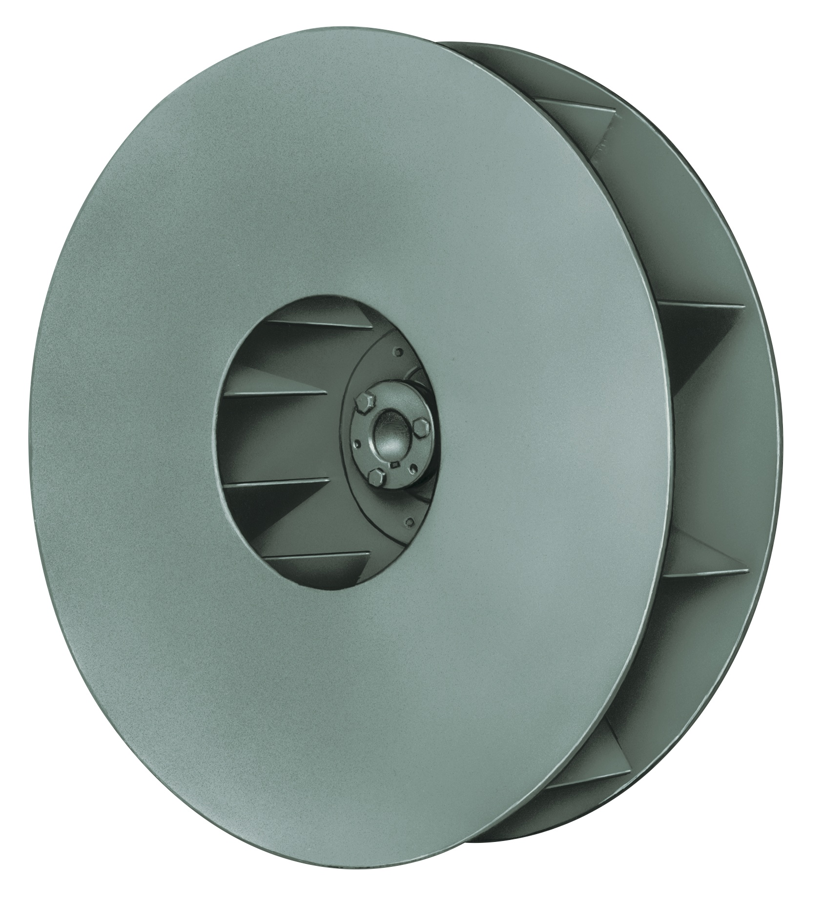 radial high pressure wheel design
