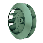radial tip wheel design