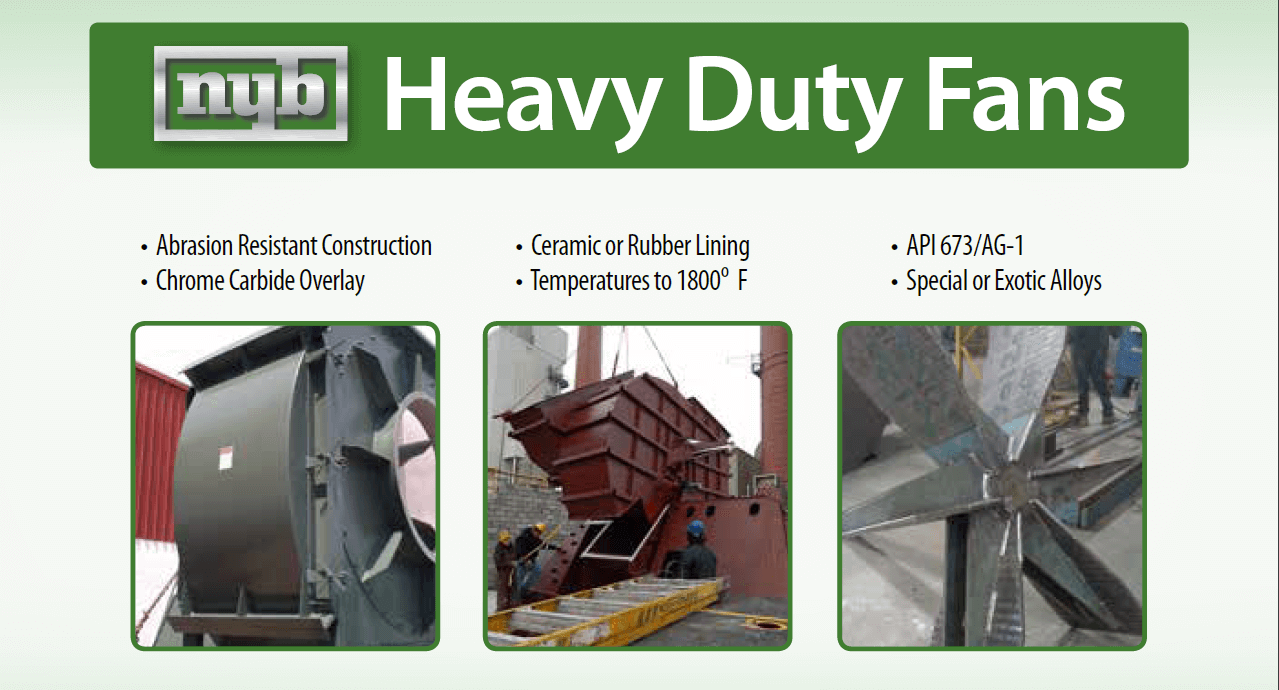heavy duty fans