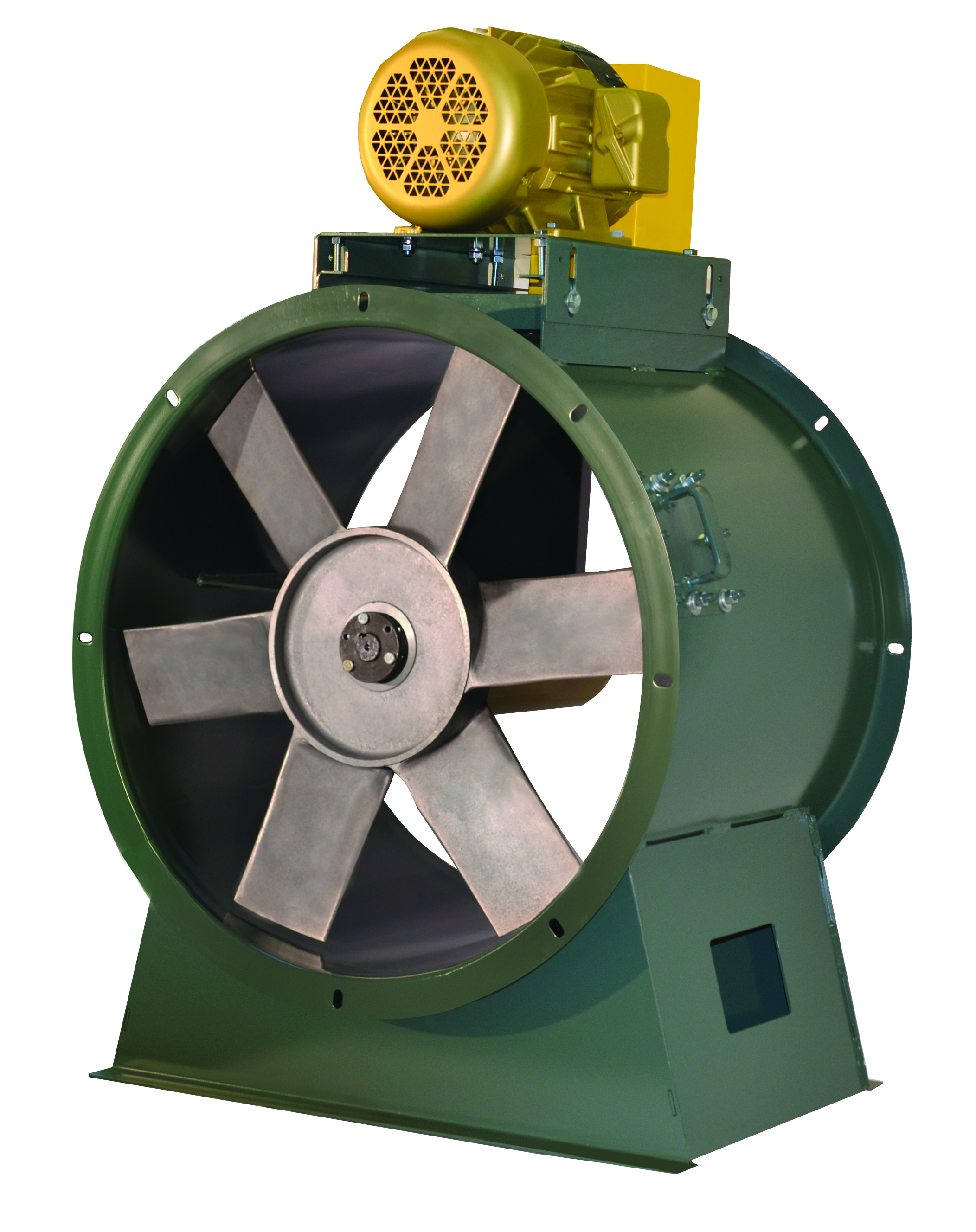 Industrial Duct Fan | New York Blower Company