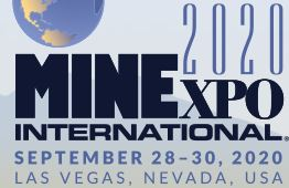 Mine Expo logo